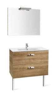 muebles de baño madera